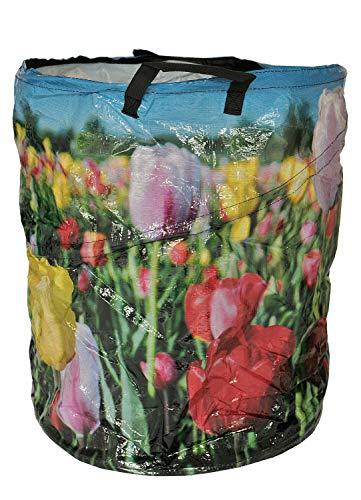 HTI-Line Garten Abfallsack Pop up Laubsack NEU OVP Flower